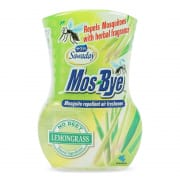 Moz Bye Mosquito Repellent - Air Refreshener Lemongrass 275ml