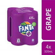 Grape 4sX320ml