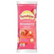 Strawberry Wholemeal Cream Roll 65g