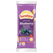 Blueberry Wholemeal Cream Roll 65g