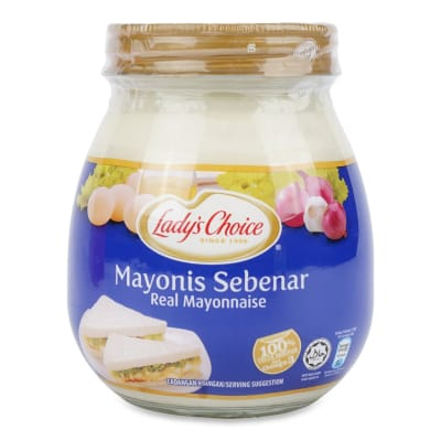 Real Mayonnaise 470ml