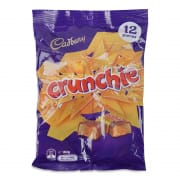 CADBURY Crunchie 12s