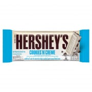 HERSHEY'S White Chocolate Cookies & Cream 40g