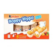 Happy Hippo - Milk & Hazelnut 5sX103g