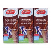 UHT Chocolate Milk 6sX250ml