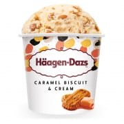 Caramel Biscuit & Cream Speculoos Ice Cream Pint 473ml