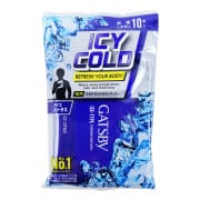 Men Ice-Type Deo Body Paper 10s