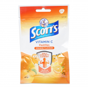 Zipper Orange Vitamin C 30g
