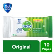 Anti Bacterial Wet Wipes 10 Sheets