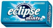 WRIGLEY'S Eclipse Mints Peppermint 35g