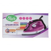 Pro Steam Iron MC167