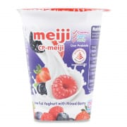 MEIJI Low Fat Mixed Berry Yoghurt 140g