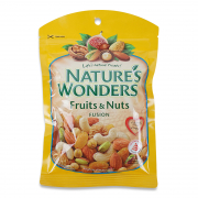NATURE'S WONDERS Fruits & Nut Fusion 130g