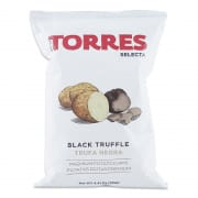 Black Truffle Potato Chips 125g