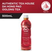 Da Hong Pao Oolong Tea 500ml