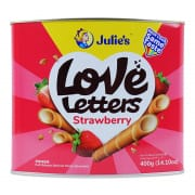 Love Letters Strawberry Cream 400g