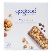 Muesli Bar Yoghurt Coated - Choco & Nut 23gX6s