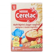 Cerelac Infant Cereal Multigrain & Garden Vegetable 250g