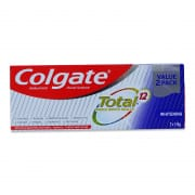 Toothpaste Total 12 Gel - Prof Whitening 2X150g