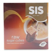 Raw Sugar Cubes 454g