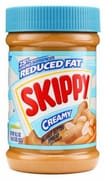 SKIPPY Reduced Fat Creamy Peanut Butter 462g