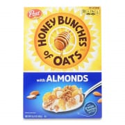Honey Bunches Of Oat With Almonds 411g