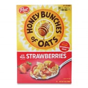 Honey Bunches Of Oat Strawberries 368g