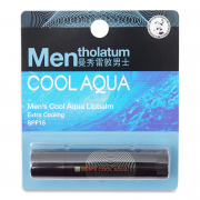 Mens Cool Aqua Lip Balm 3.5g