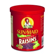 Raisins Canister (USA)
