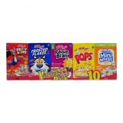 Cereal Variety Pack 10s 310g