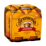 Ginger Beer 4sX375ml
