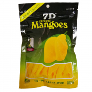 Dried Mangoes 200g