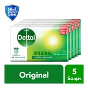 Anti-Bacterial Bar Soap Original 4sX100g