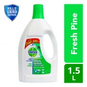 Fresh Pine Laundry Sanitiser 1.2L+300ml