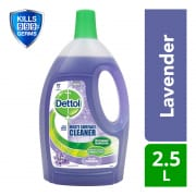 Multi Action Floor Cleaner Lavender 2.5L