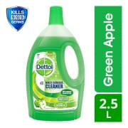 Multi Action Floor Cleaner Green Apple 2.5L