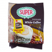 2 IN1 White Coffee with Creamer 15sX25g
