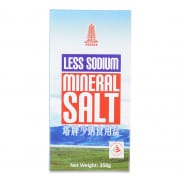 Low Sodium Mineral Salt 350g