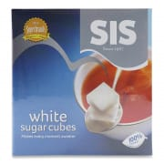 White Sugar Cubes 454g