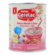Cerelac Brown Rice With Milk 350g