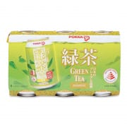POKKA Peppermint Green Tea 6sX300ml
