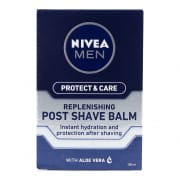 Replenishing Post Shave Balm with Aloe Vera100ml