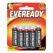 AA Battery Super Heavy Duty 8s