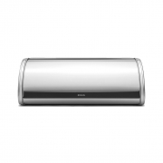 Fingerprint Proof Bread Bin Roll Top