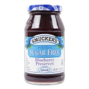 Sugar Free Blueberry Preserve 361g
