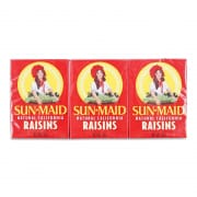 Sunmaid Raisin USA 6sx30g
