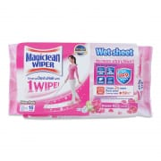 Wet Wiper Sheets - Rose 16s