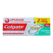 Toothpaste Total 12 Gel - Professional Clean 2X150g