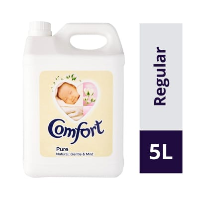 Fabric Softener Regular Pure 5L