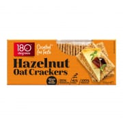 Hazelnut Oat Crackers 150g